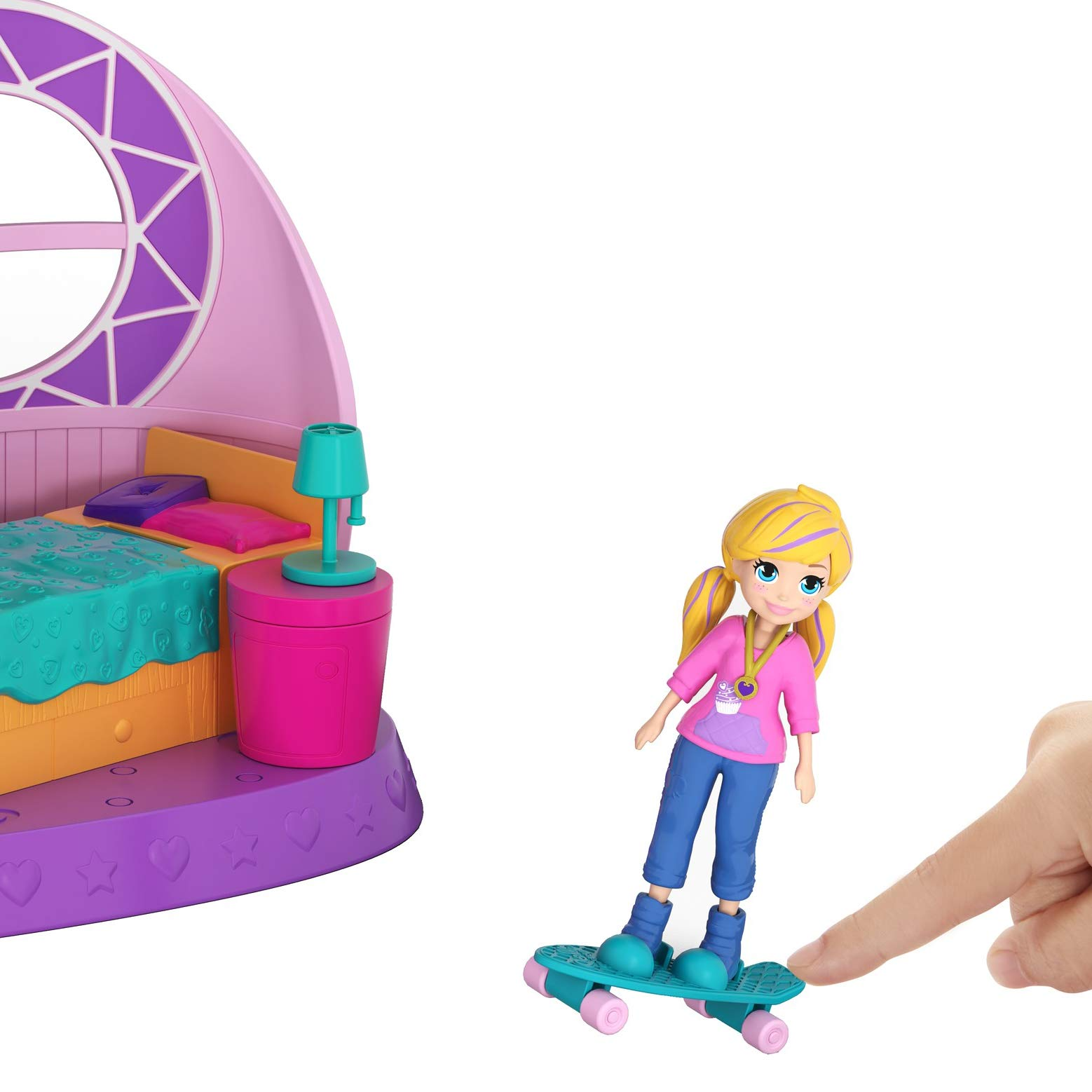 Polly Pocket Transformation Playset by Mattel (Image #11)