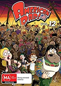 American Dad: Vol 12 (3 Disc) (DVD)