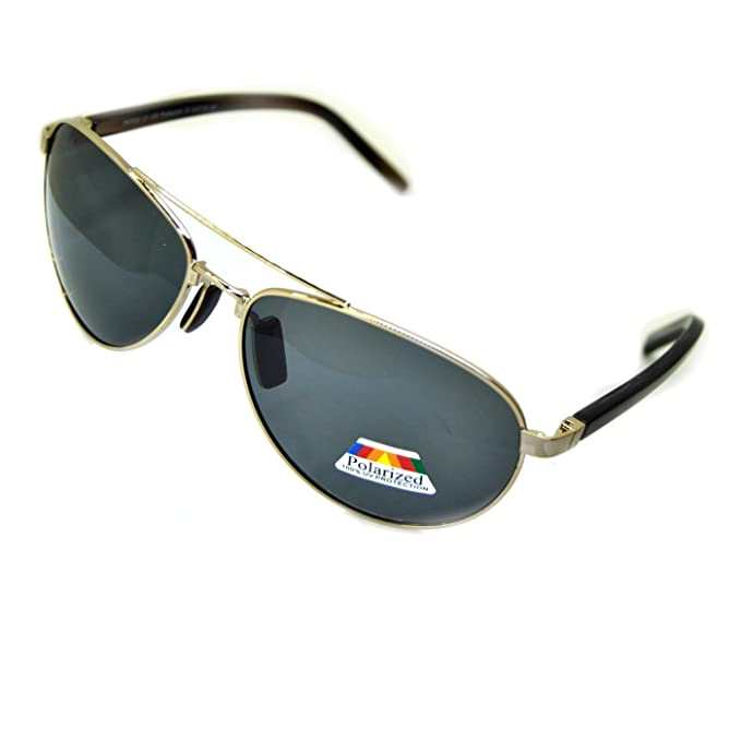 IRIS GLASS Gafas de sol POLARIZADAS tipo Ray Ban, Cristales de Alta Calidad, Proteccion
