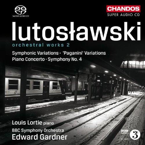 LUTOSLAWSKI / BBC SYM ORCH / GARDNER / BRYANT