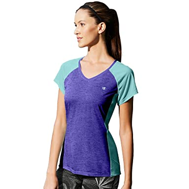 c4f33f790ca7 Amazon.com  Champion Women s Marathon Tee  Clothing