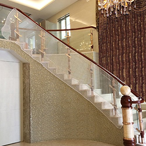 Hipiwe Safe Rail Net 6.6ft L X 2.5ft H Indoor Balcony And Stairway Railing