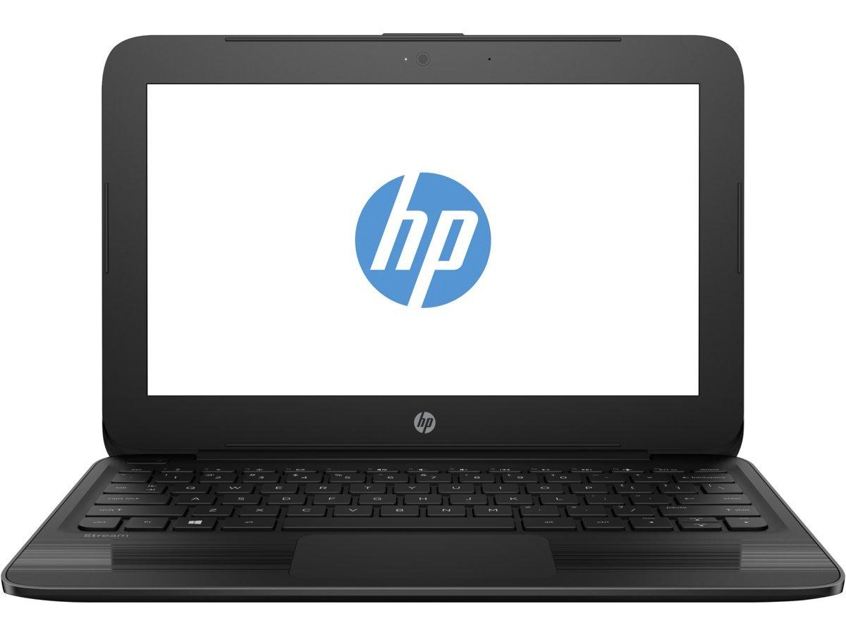 HP High Performance Premium 11.6'' Business Laptop Notebook (Intel Celeron Processor, 4GB Ram, 64GB SSD, Intel HD Graphics, WiFi, Bluetooth, Windows 10Pro)-Black