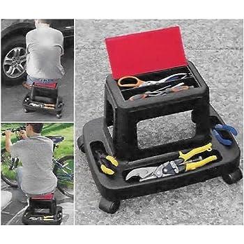 Trenton Gifts Mechanic Rolling Work Seat