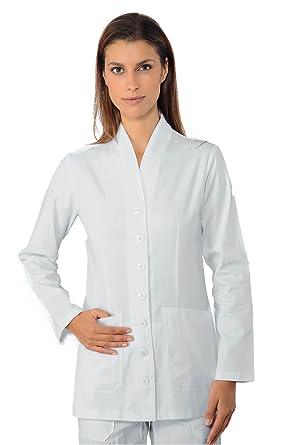 Isacco-Camiseta de Manga Larga, diseño de médico, Calgary, 100% algodón: Amazon.es: Ropa y accesorios