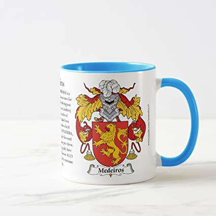 Amazon Zazzle Medeiros The Origin The Meaning And The Crest