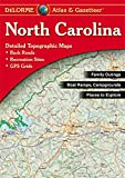 DeLorme® North Carolina Atlas & Gazetteer (DeLorme Atlas & Gazetteer)