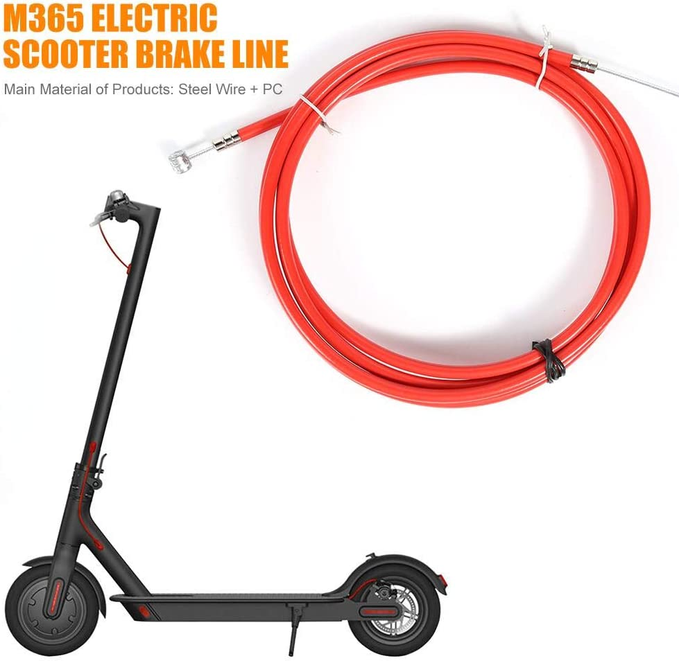 Reemplazo General de mangueras de Freno Trasero Delantero Starnearby para Cables de Scooter el/éctrico M365