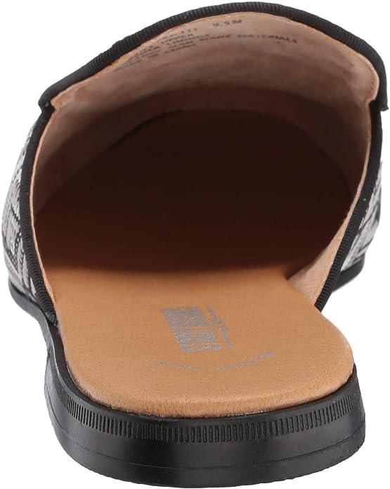 STACY ADAMS Mens Sterling Bit Slip-on Mule Loafer