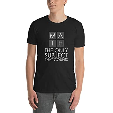 26119a34f Image Unavailable. Image not available for. Color: Love My Life Math Counts  Nerds T Shirt
