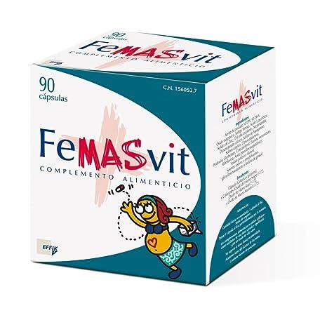 FEMASVIT Complemento Alimenticio 90 Cápsulas