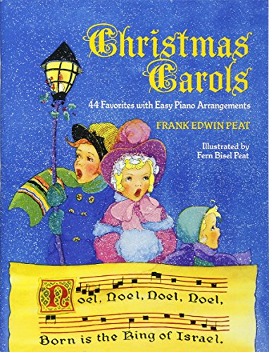 Piano Music Angels Hark Herald Sing The Sheet (Christmas Carols: 44 Favorites with Easy Piano Arrangements (Dover Song Collections))