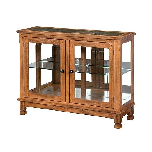 Superbe Amazon.com: Sunny Designs Sedona Console Table In Rustic Oak: Kitchen U0026  Dining