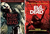 Dead Classic Collection DVD + The Evil Dead & Night of the Living Dead Original Horror Movie Bundle Set