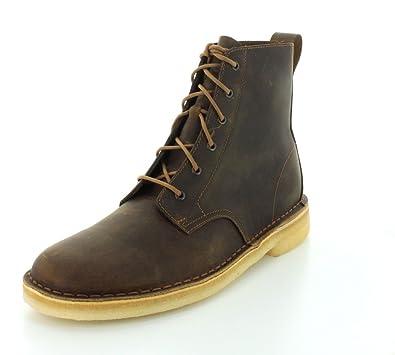Amazon.com | CLARKS Men's Desert Mali Chukka Boot | Boots