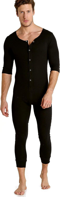 Go Softwear West Coast Vibe Union Suit Black