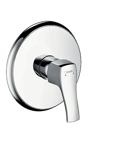 Amazon.com: Hansgrohe Metris Classic Single lever shower mixer for ...