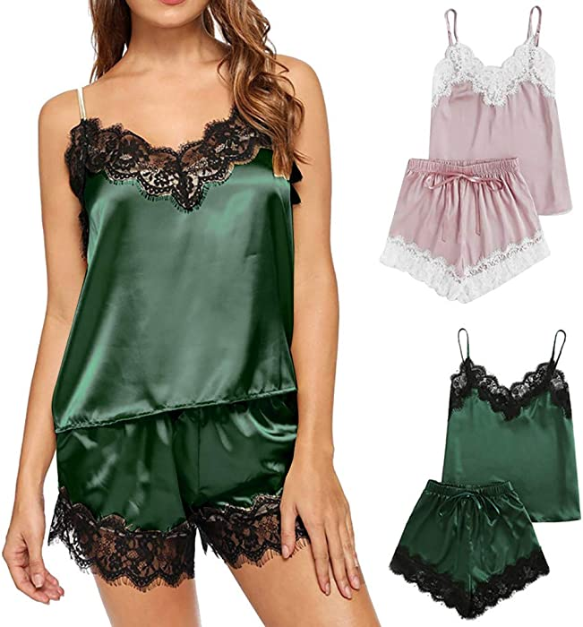 Short Pajamas for Women bd657d6ec