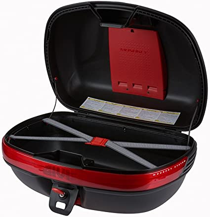 Monokey lado malet/ín negro mate Top Case 46/L GIVI E460/Negro