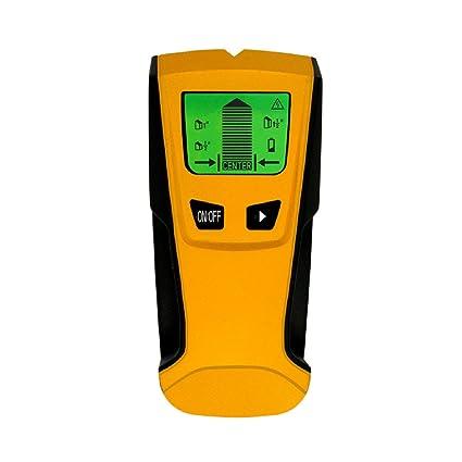 Lorenlli Ajuste ST250 Detector de metales 3 en 1 Detectores de metal Retroiluminación LCD Portátil Portátil