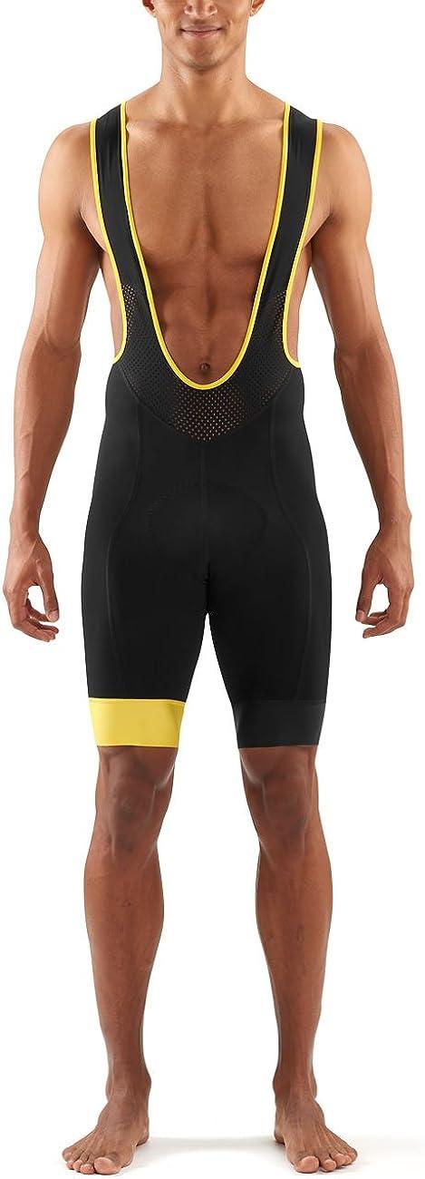 Image of Bib Shorts Skins Men's Dynamic Cycle Compression Bib Shorts