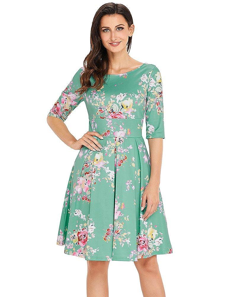 Vintage 1950s Plus Size Dresses