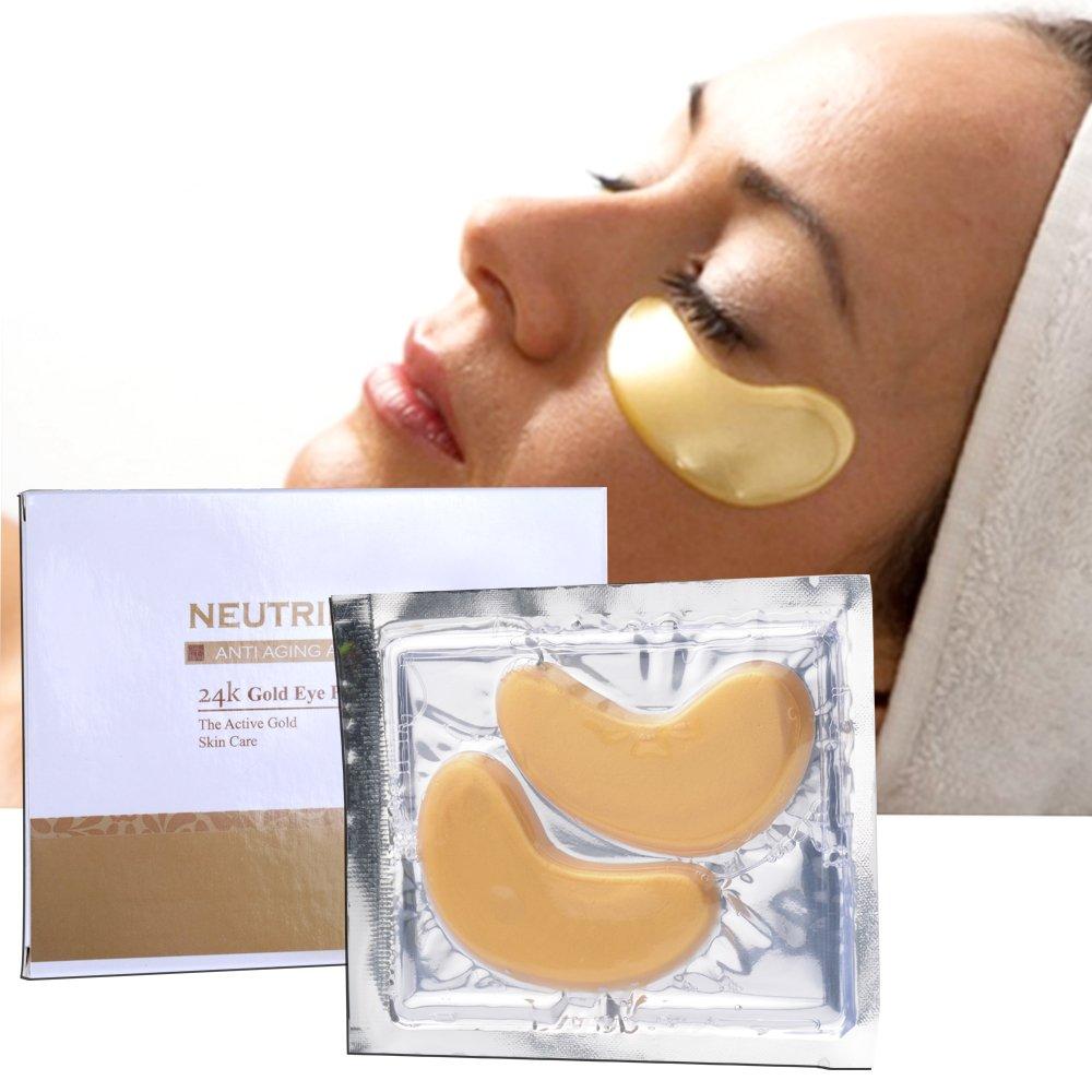 Purederm Pad pad o maschera per la cura delle rughe degli occhi X001MS7VWF
