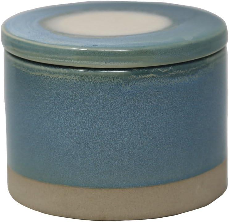 Sagebrook Home 13674-01 Ceramic Jar, 4.75