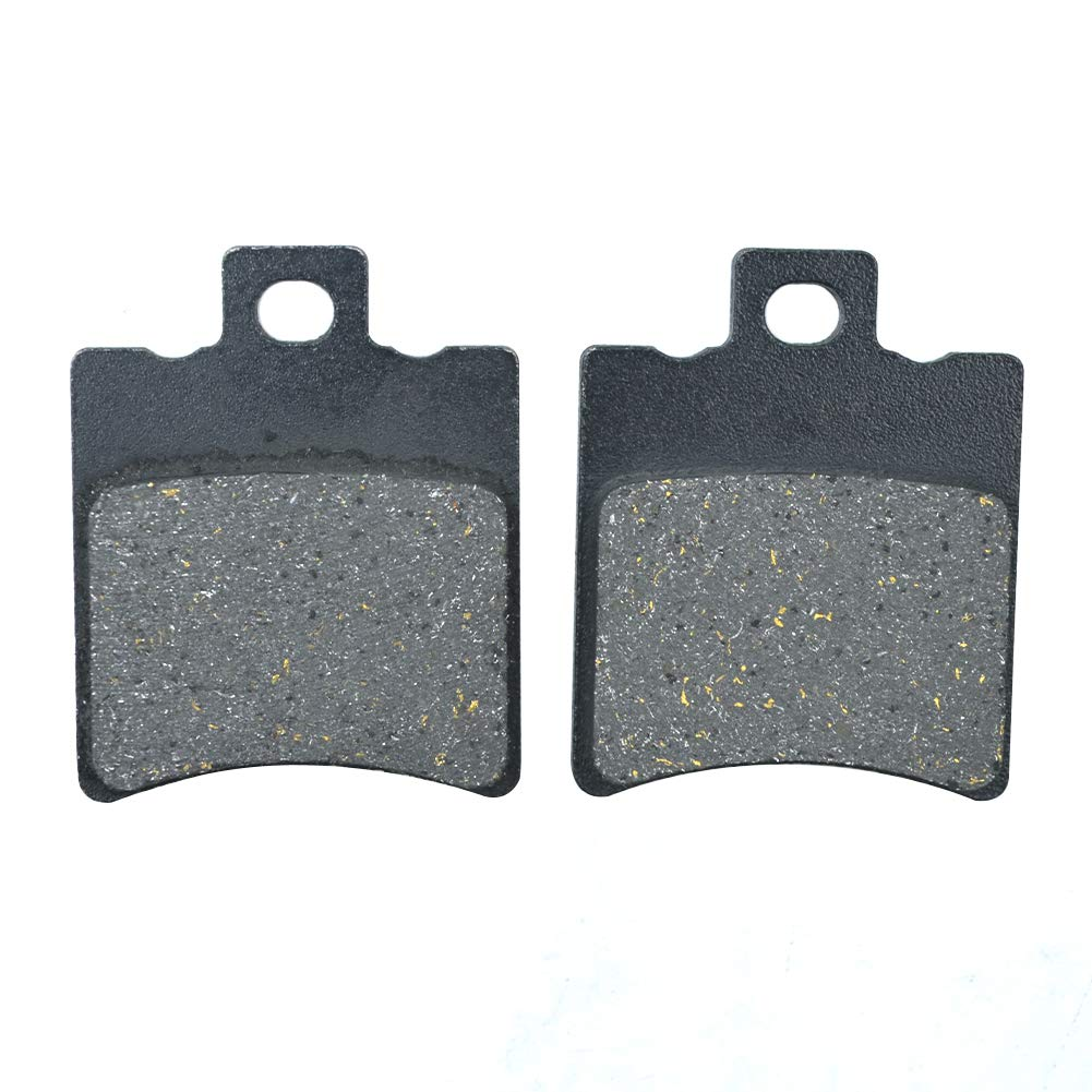 2000 / CW 50 RS 190mm front disc 5FXJ/VG5SA BW'S 180mm front disc 4YA1/2/BW'S AHL Semi-metallic front Brake Pads FA193 for Yamaha CW 50 RS 1996-1997