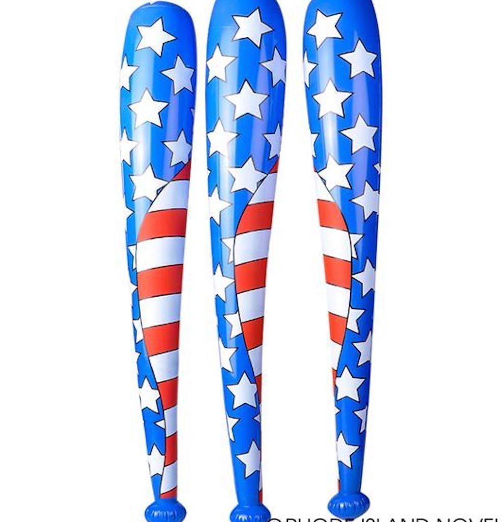 Amazon.com: 4th de julio de bandera de EE. UU. hinchable de ...