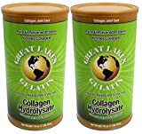 Great Lakes Gelatin, Collagen Hydrolysate, Beef, Kosher, 16 oz. 2 Pack Review