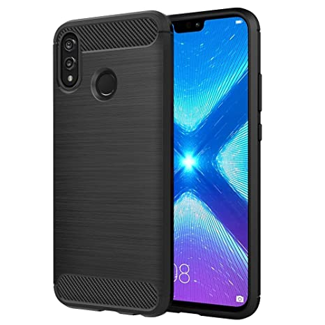 più recente 8e1a3 7d1e8 Simpeak Cover Compatible per Huawei Honor View 10 Lite Honor 8X Custodia  Honor View 10 Silicone Molle Soft TPU Case per Huawei Honor View 10 Lite ...