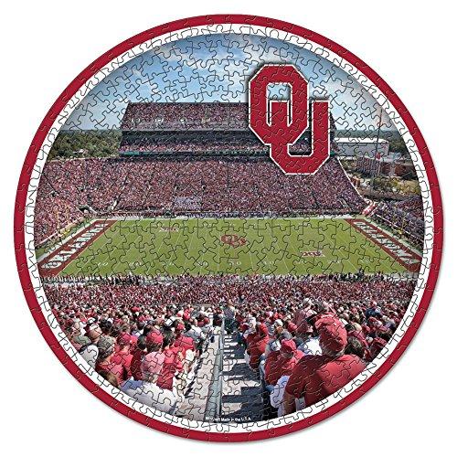 NCAA Oklahoma Sooners Stadium Puzzle 500-Piece ()