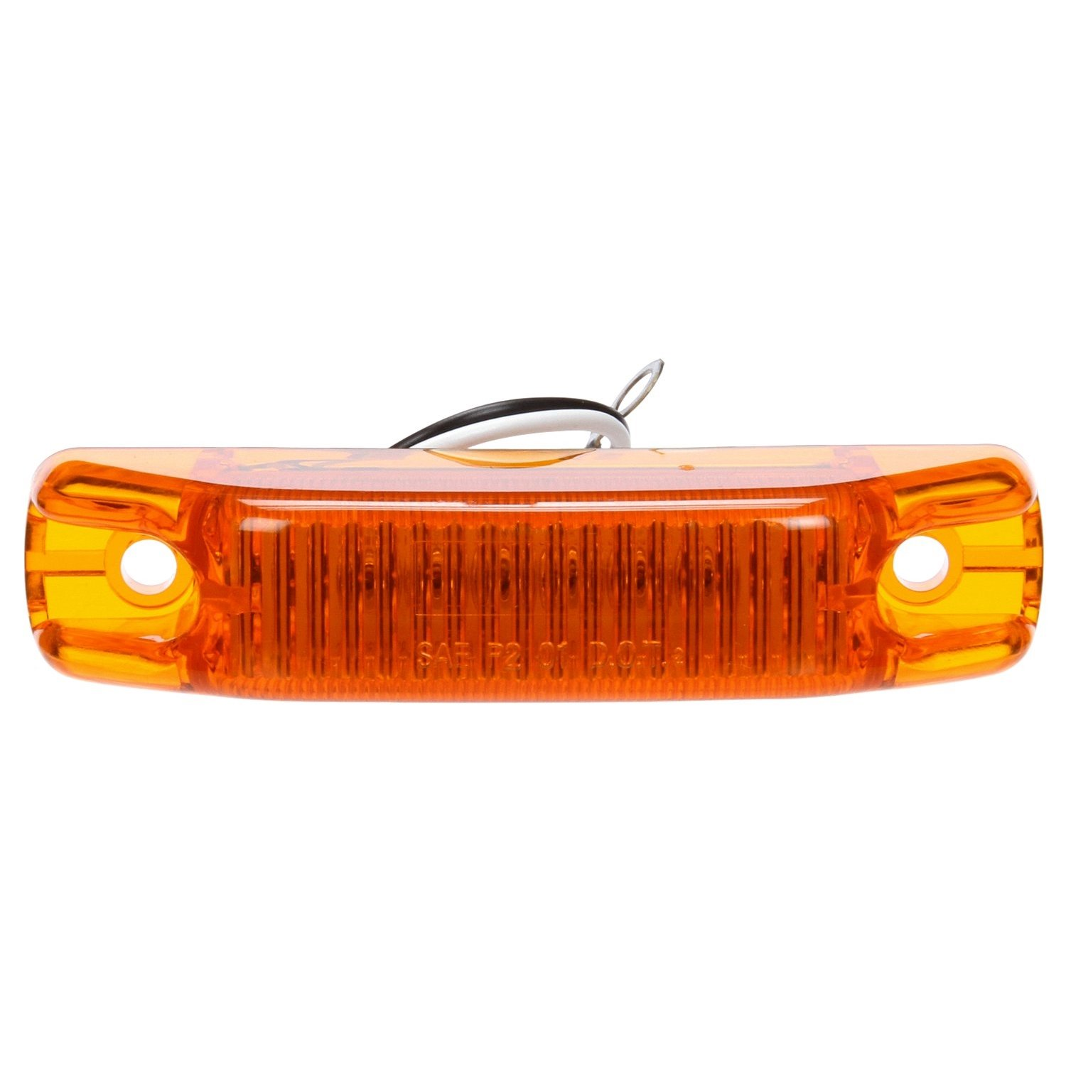 Truck-Lite 3550A Yellow Side Marker and Clearance LED Sealed 6 Diode Pattern