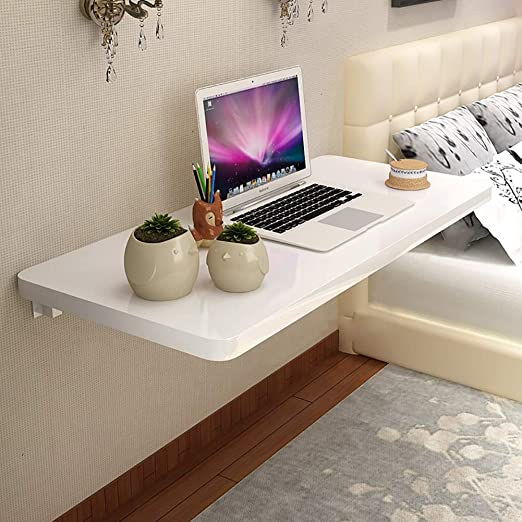 Plegable de Pared Mesa Plegable Mesa De Pared con Hojas Abatibles ...