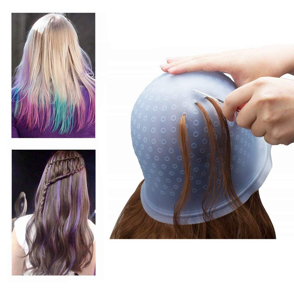 Aubrey Purple Hair Color