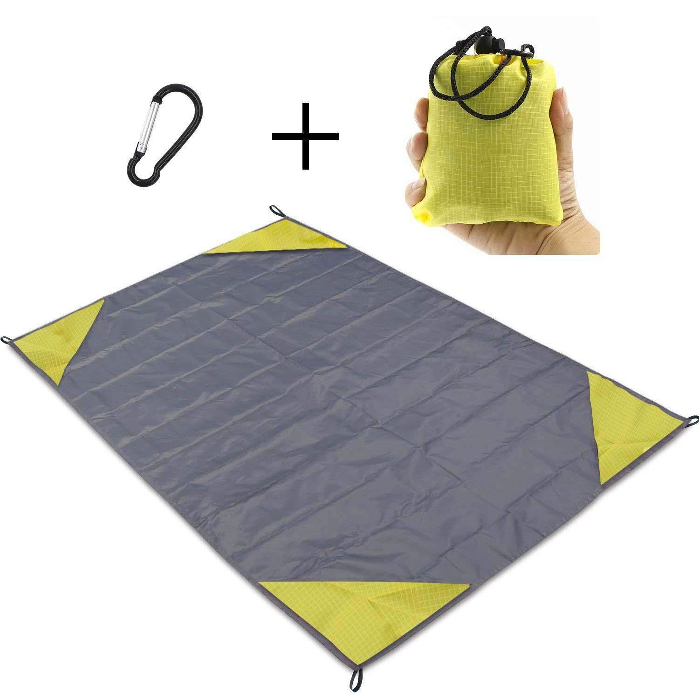 LPLIG Wasserdichte Tragbare Picknickdecke, Leichte, Kompakte Nylon-sanddichtungsmatte Für Den Außenbereich B07QFGZJQ1 | Günstig