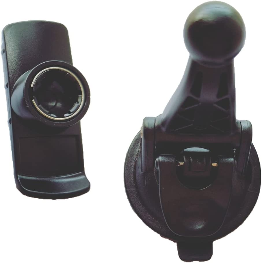 non-brand Parabrisas del Coche, Montaje del GPS, Ventosa para Garmin GPSMAP 62 62S Astro 320