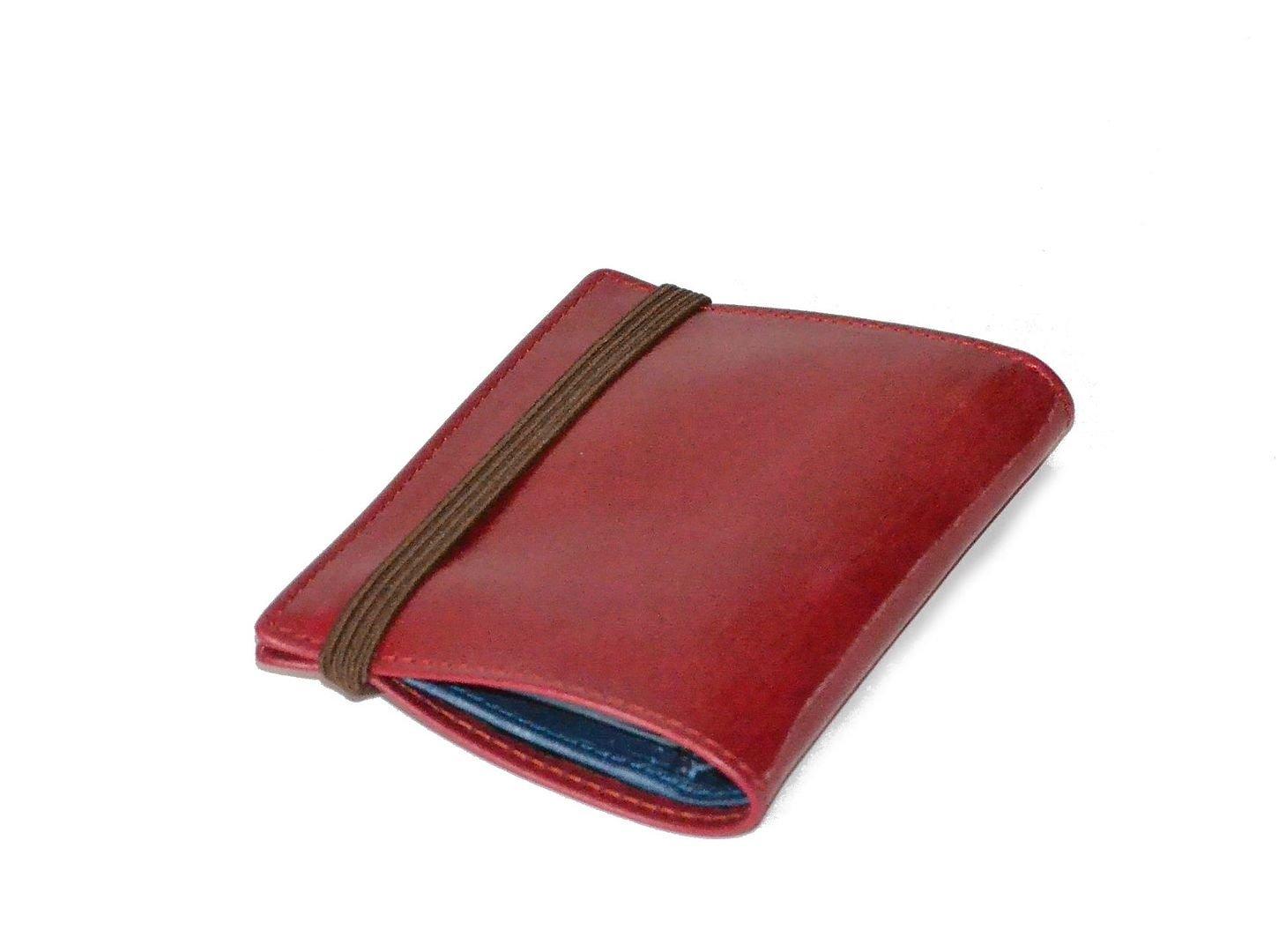 PIAMONTE, 720 classics, cartera pequeña con monedero rojo y azul.: Amazon.es: Equipaje
