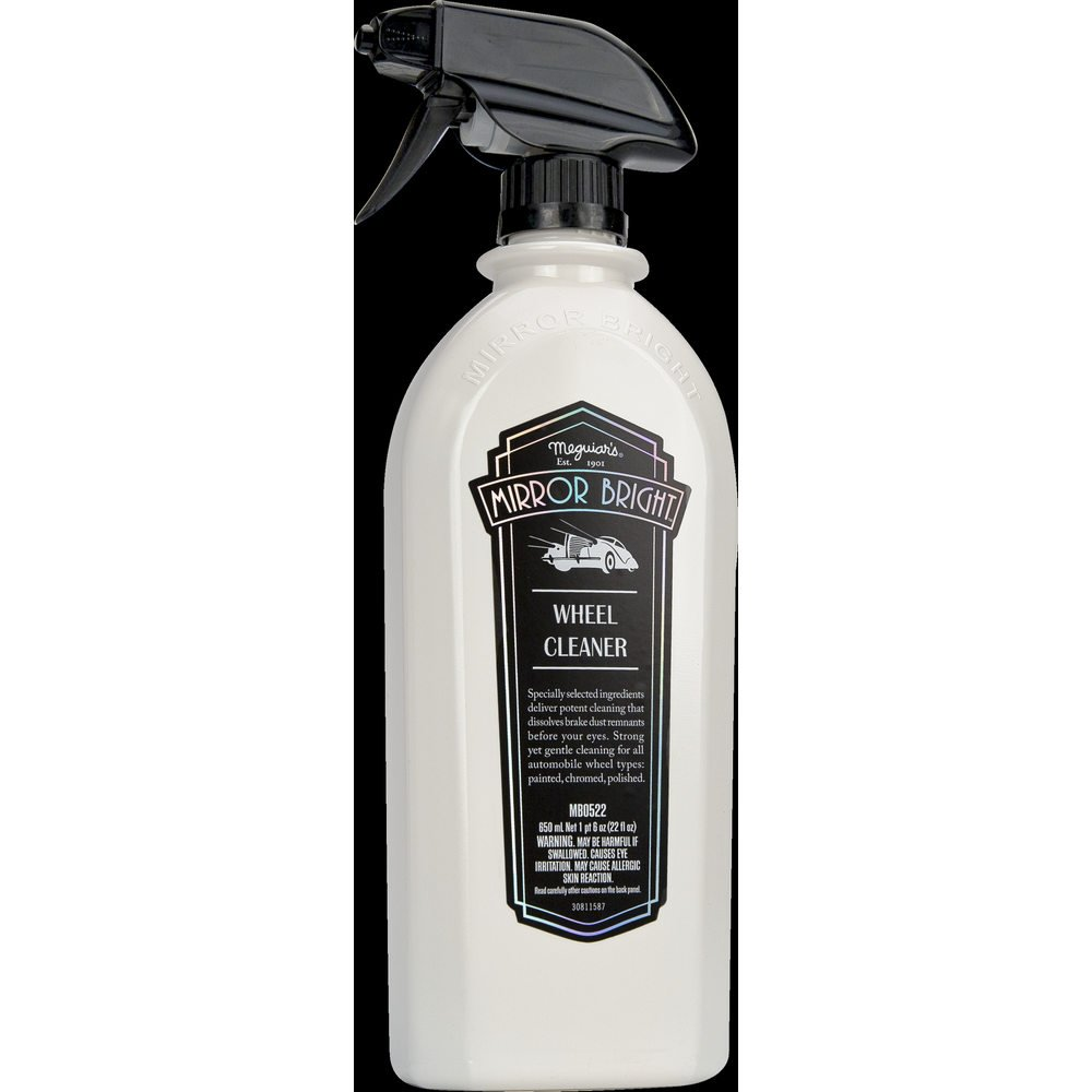 Meguiar's MB0522 Mirror Bright Wheel Cleaner, 22 oz. by Meguiar's 22 oz. by Meguiar' s B01LRHAMSO