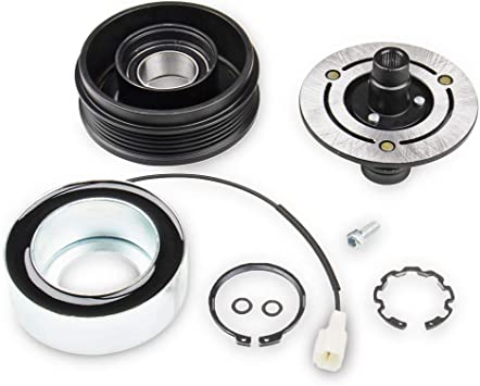 AC A//C Compressor Clutch Bearing for 2004-2009 Mazda 3 2006-2010 Mazda 5