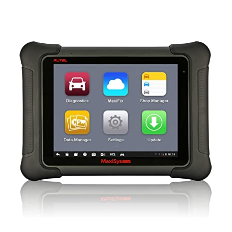 Automotive Scan Tool >> Autel Maxisys Elite Diagnostic Tool Upgraded Version Of Ms908p Pro With Wifi Bt Full Obd2 Automotive Scanner With J2534 Ecu Programming 2 Years