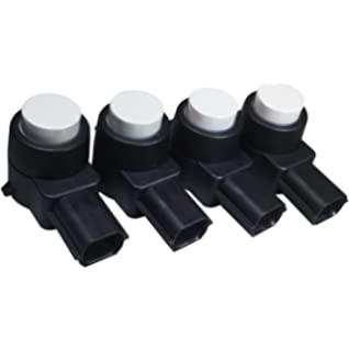 Remington Energy Resources GM Parking Assist PDC Sensor 25961349 Summit White Genuine OEM Set of 4