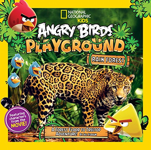 Angry Birds Playground: Rain Forest: A Forest Floor to Treetop ()