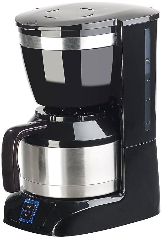 Rosenstein U0026 Söhne Filterkaffeemaschine: Filterkaffee Maschine Mit  Isolierkanne, 1 Liter, 8 Tassen