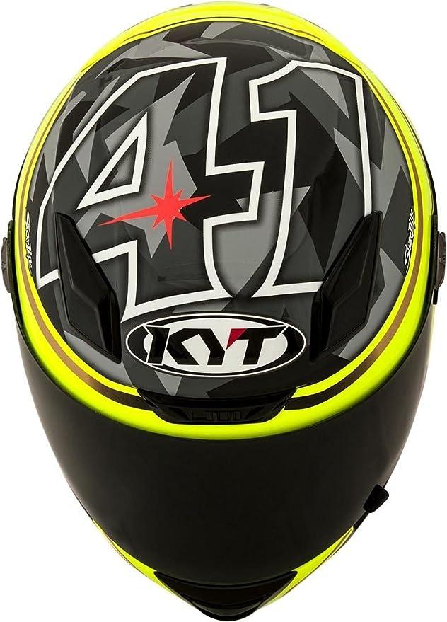 Amazon.es: KYT casco Moto Integral KR-1, Espargaro Replica 2018, talla S 55 - 56 cm