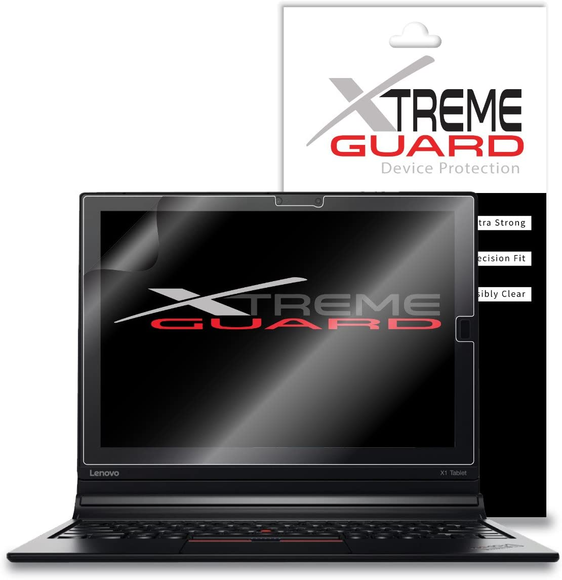 Premium XtremeGuard Screen Protector Cover for Lenovo ThinkPad X1 Tablet 20GG 12 (Ultra Clear)
