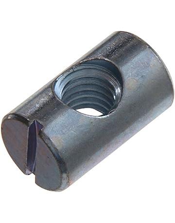 RONFAR T-Nut T Nut M6 x 9 mm 50 Pieces