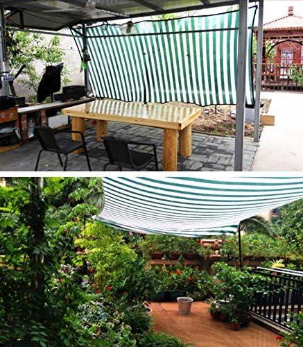 KOKR Sombra Toldo, Multiusos UV Resistente Transpirable Impermeable Toldo para Piscina Jardín Al Aire Libre Invernadero,3M*4M: Amazon.es: Deportes y aire libre
