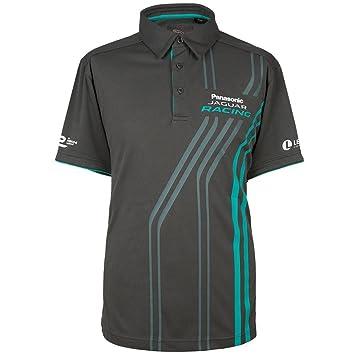 Jaguar 50jdpm04 Men s Panasonic Racing Polo Shirt  Amazon.co.uk ... 7d7c412bd